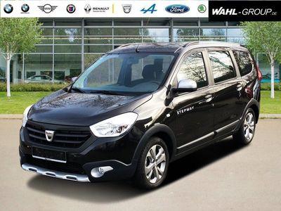 gebraucht Dacia Lodgy Stepway Prestige 8-fach bereift, Navi