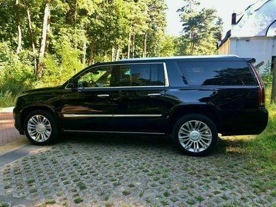 gebraucht Cadillac Escalade ESV Platinum 2019 Luxus ... als SUV/Geländewagen/Pickup in Bergfelde
