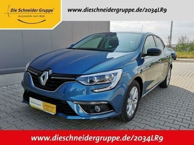 gebraucht Renault Mégane TCe 140 Limited Deluxe NAVI RFK PDC SHZ