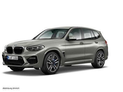gebraucht BMW X3 M 21 +M DRIVER+DAB+ INDIVIDUAL+HEAD UP+