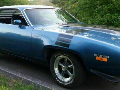 gebraucht Plymouth Road Runner Tribute 1972 TÜV+H (Tausch bevorzugt)