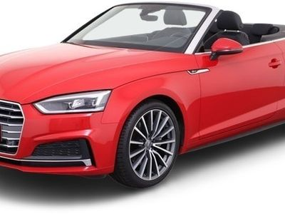gebraucht Audi A5 Cabriolet A5 2.0 TDI S tronic Sport 3x S line