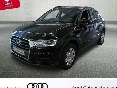gebraucht Audi Q3 2.0 TDI quattro/AHZV/Navi/SH