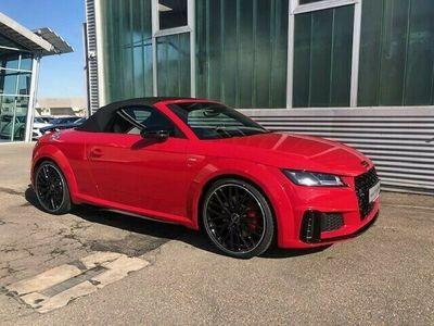 gebraucht Audi TT Roadster S line compet 45TFSI 245PS