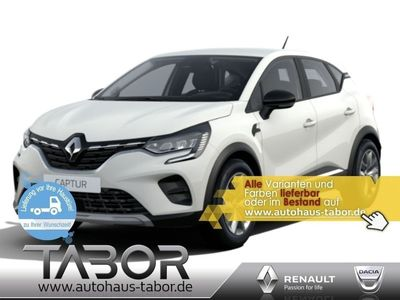 gebraucht Renault Captur 1.0 TCe 100 Experience *neues Modell*
