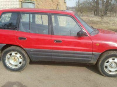 käytetty Toyota RAV4 Benzin / Servo