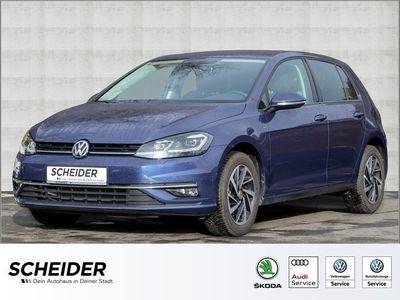 gebraucht VW Golf VII 1.6 TDI Join Standhzg. LED NAVI PDC