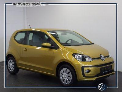 gebraucht VW up! move1,0 l 55 kW (75 PS) 5-Gang Klima