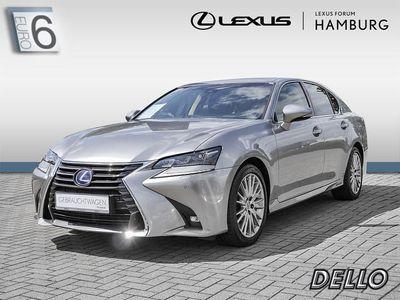 gebraucht Lexus GS450H GS 450hLuxury Line HUD SITZBELÜFTUNG ACC EU6