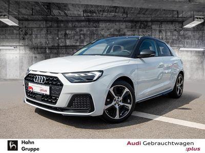 gebraucht Audi A1 Sportback 35TFSI S-tr. Advanced Sport LED Navi+ Radio+