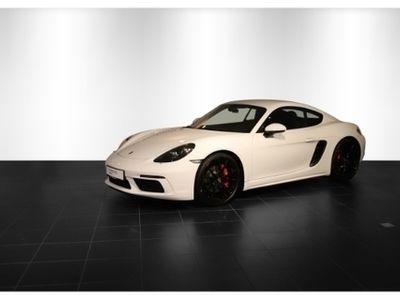 gebraucht Porsche 718 Cayman S BOSE® + Sportabgasanlage