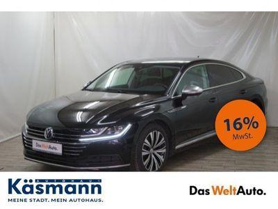 gebraucht VW Arteon 1.5 TSI Elegance Navi LED Leder Panorama