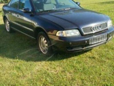 gebraucht Audi A4 Ez. 02.01.1998