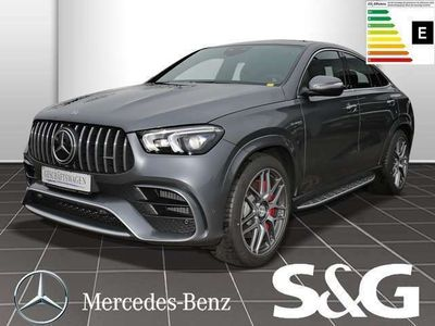 gebraucht Mercedes GLE63 AMG AMG S 4M+ Coupé MBUX+360°+Pano+AHK+M-LED+