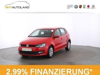 gebraucht VW Polo Comfortline 1.2 | EINPARKHILFE KLIMA schwarz