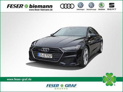 gebraucht Audi A7 Sportback 50 TDI qu. tiptr. B&O Pano Volleder