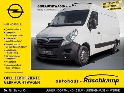 gebraucht Opel Movano Kastenwagen 2.3 CDTI L2H2 Allwetter Klima