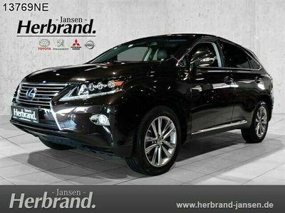 gebraucht Lexus RX450h Luxury Line*NAVI*LEDER*RKF*TOP GEPFLEGT