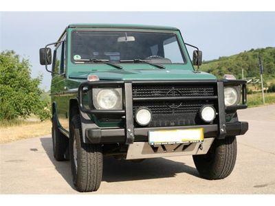 gebraucht Mercedes G230 W461 MOTORREVISION LPG EURO2 STANDHZG