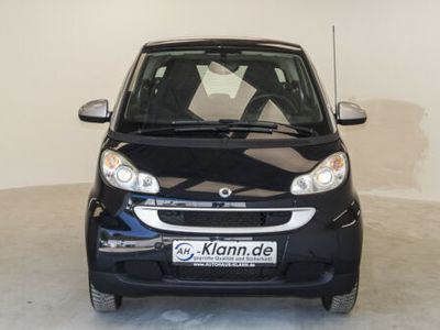 gebraucht Smart ForTwo Coupé 1.0 71 PS MHD Passion ECO Klima Panorama