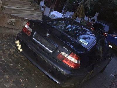 gebraucht BMW 320 E46 i mit NEU TÜV!!