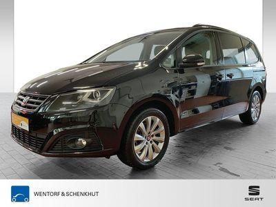 gebraucht Seat Alhambra Style 2.0 TDI Crono Navi Xenon elektr.Türen