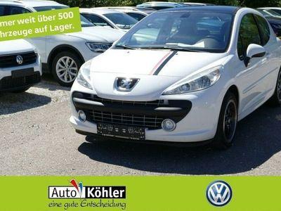 gebraucht Peugeot 207 VTI Sport 120 Nur für Gewerbe und Export Pano