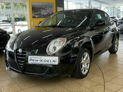gebraucht Alfa Romeo MiTo Turismo*NAVi*TOM-TOM-GO*BLUE&ME*KLiMA*