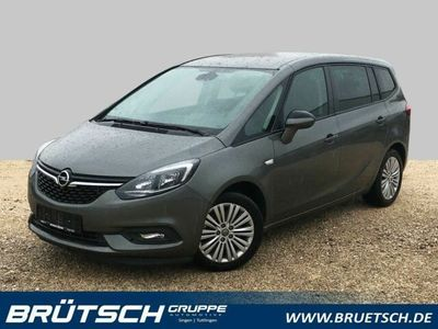 gebraucht Opel Zafira C Edition 1.6 SIDI KLIMA / 7-SITZER / PDC / NAVI / ALU