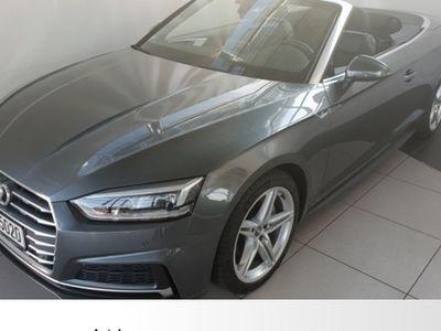 gebraucht Audi A5 Cabriolet Sport 2.0 TDI DPF S tronic