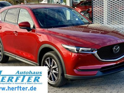 gebraucht Mazda CX-5 D184 6AG SPORTS-LINE*TECHNIK-PAKET*EURO6D-TEMP*