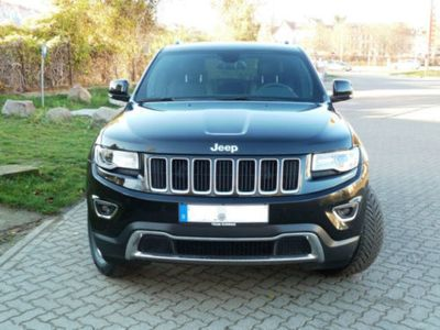 gebraucht Jeep Grand Cherokee 3.0I Multijet Limited