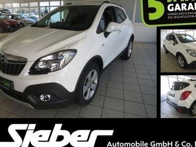 gebraucht Opel Mokka 1.6 CDTI Edition ecoFlex S/S *Sitzheizung*