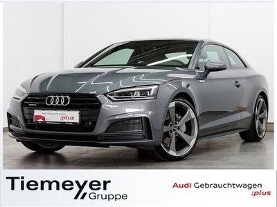 gebraucht Audi A5 sport Coupé 2.0 TDI quattro 2x S LINE LM20 LED NAVI