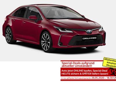 gebraucht Toyota Corolla 1.8 122 Hybrid Lim Executive LED Kam ACC