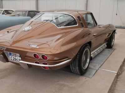 gebraucht Corvette Stingray C2Coupe * Komplettrestauration * H-Zul