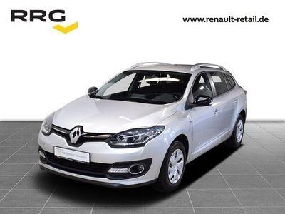 gebraucht Renault Mégane GRANDTOUR 3 1.5 DCI 110 FAP LIMITED BUSIN