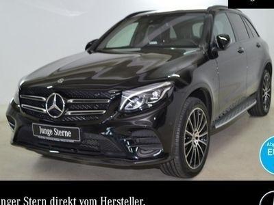 gebraucht Mercedes GLC350 e 4M AMG Pano Burmester LED Night Kamera