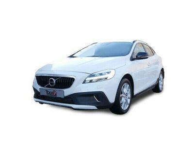 gebraucht Volvo V40 CC V40 T3 2.0 Pro Bluetooth Navi LED