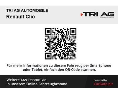 gebraucht Renault Clio Experience TCe 100 LED Navi Keyless Multif.Lenkrad