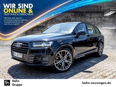 gebraucht Audi Q7 50 TDI S Line AHK Standheizung/-lüftung (AU 7770)