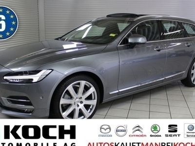gebraucht Volvo V90 D5 AWD Inscription IntelliS Park-Assist LED