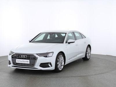 gebraucht Audi A6 Limousine sport 50 TDI quattro S line LED