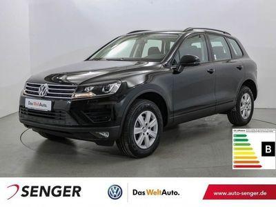 gebraucht VW Touareg 3.0 V6 TDI BMT Navi Xenon