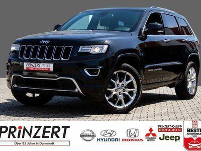 gebraucht Jeep Grand Cherokee 3.0I Multijet 'Overland', Gebrauchtwagen, bei Autohaus am Prinzert GmbH