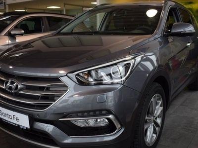 gebraucht Hyundai Santa Fe 2.2 CRDI AT PREMIUM NAVI LEDER