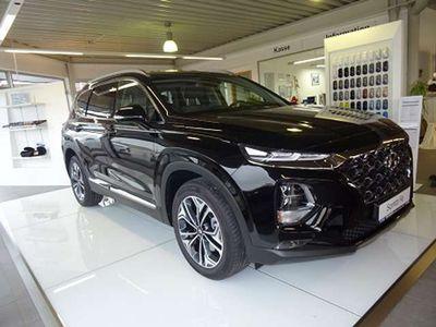 gebraucht Hyundai Santa Fe 2.2 CRDi 4WD 8Gang Automatik Premium