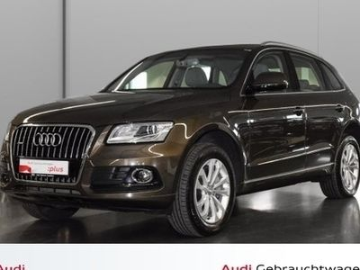 gebraucht Audi Q5 3.0 TDI quattro S tronic Navi Panoramadach B&O Klima Leder PDC Sitzheizung Xenon