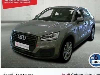 gebraucht Audi Q2 1.6 TDI LED/GRA/PDC