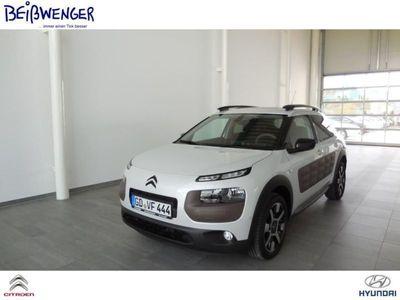 gebraucht Citroën C4 Cactus BlueHDi 100 ETG6 Stop&Start Shine Edition